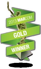 2013 Marcom Gold Winner.